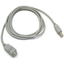 Кабель удлинительный USB 2.0 B to USB 2.0 B