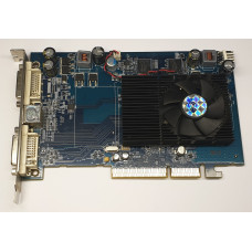 Видеокарта AGP 512 Mb ATi Radeon HD3650 DDR2 Dual DVI/TV-out