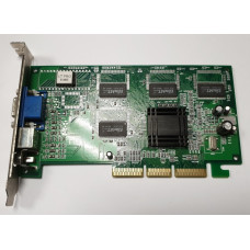 Видеокарта AGP 8 Mb ATi Radeon Rage 128 LT Pro VGA/TV-out/S-Video