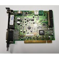Звуковая карта PCI DIAMOND Monster Sound MX300 ESS Canyon 3D ES1970S-3D B409 (только Windows XP)