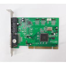 Звуковая карта PCI Yamaha YMF740C-V SM724 Rev 1.00 (только Windows XP)