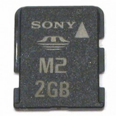 Карта памяти M2 2 Gb Sony MS-A2GA