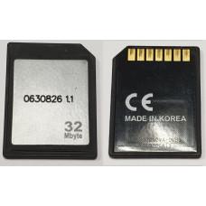 Карта памяти MMCmobile 32 Mb (один ряд контактов)