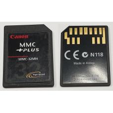 Карта памяти MMCplus 32 Mb Canon MMC-32MH