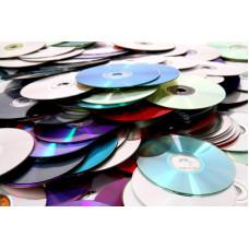 Компакт-диск / Compact Disc / CD для декора