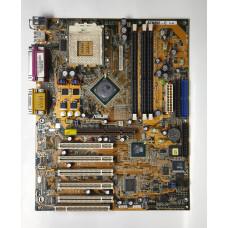 Материнская плата Socket 462 ASUS A7N266-C (R1.03) NVIDIA nForce 420-D DDR x3/AGP/PCI x6/PS-2 x2/USB x2/com-port/LPT/Midi/ATX