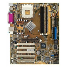 Материнская плата Socket 462 ASUS A7N8X-X rev 2.00 NVIDIA nForce2 400 DDR x3/AGP/PCI x5/PS-2 x2/USB x4/LPT/com-port/LAN/ATX