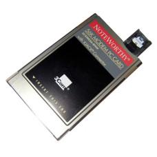 Модем PCMCIA 3Com 3CXM056-BNW + XJACK Connector