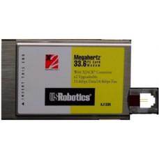 Модем PCMCIA USRobotics XJ1336 + XJACK Connector