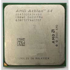 Процессор Socket 754 AMD Athlon 64 3000+ 2.0 GHz / 89 Вт