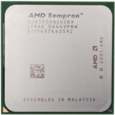 Процессор Socket 754 AMD Sempron 3300+ 2,0 GHz / 62 Вт