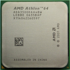Процессор Socket 939 AMD Athlon 64 3500+ 2,2 GHz / 67 Вт