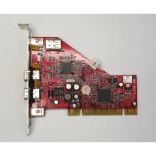 Контроллер PCI IEEE 1394 6p 2+1 port