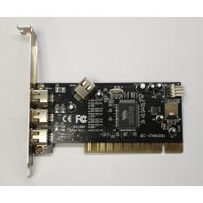 Контроллер PCI IEEE 1394 6p 3+1 port