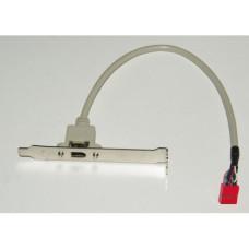 Планка IEEE 1394 6p 1 port