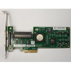 Контроллер PCI-E SCSI 68pin LSI Logic LSI20320IE L3-01130-05D 62072A1 LSI53C1020A (от HP)