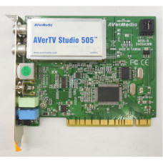 TV-тюнер PCI AVerTV Studio 505 (только плата)