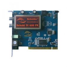 TV-тюнер PCI Behold TV 609 FM (только плата)