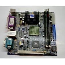 Материнская плата VIA Epia-VE5000A VIA PLE133 DIMM 128 Mb x2/PCI/PS-2 x2/LPT/VGA/LAN/USB x2/com-port/SB/mini-ITX