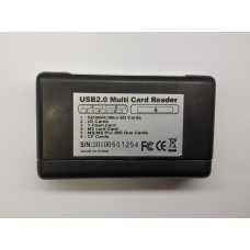 Card reader USB 2.0 Defender (SD, microSD)