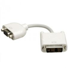Переходник DVI-I (single) to VGA (Apple M8754G/A) новый