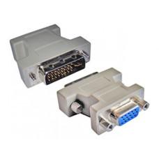 Переходник DVI-I (dual) to VGA