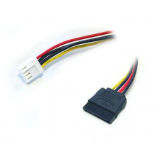 Переходник 4 pin FDD to SATA