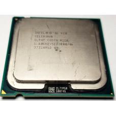 Процессор LGA 775 Intel Celeron 420 1,6 GHz 512/800