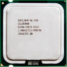 Процессор LGA 775 Intel Celeron 430 1,8 GHz 512/800