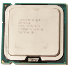Процессор LGA 775 Intel Celeron 440 2,0 GHz 512/800