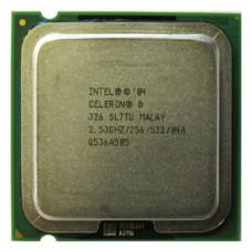 Процессор LGA 775 Intel Celeron D 326 2,53 GHz 256/533