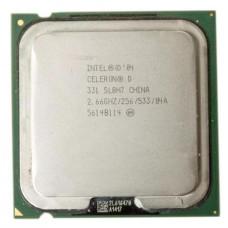 Процессор LGA 775 Intel Celeron D 331 2,66 GHz 256/533