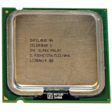 Процессор LGA 775 Intel Celeron D 341 2,93 GHz 256/533