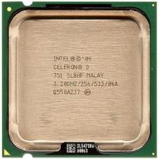 Процессор LGA 775 Intel Celeron D 351 3,2 GHz 256/533
