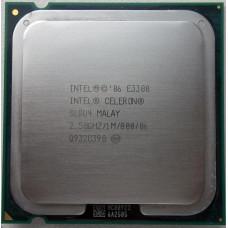 Процессор LGA 775 Intel Celeron E3300 2,5 GHz 1M/800