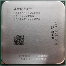 Процессор Socket AM3+ AMD FX-Series FX-4170 4,2 GHz