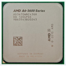 Процессор Socket FM1 AMD A6-3670K 2,7 GHz