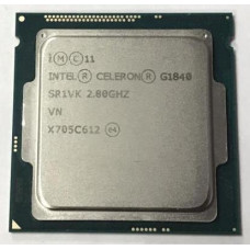 Процессор LGA 1150 Intel Celeron G1840 2.80 GHz 2M/53 Вт