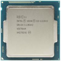 Процессор LGA 1150 Intel XEON E3-1220-V3 3.1 GHz 8M/80 Вт