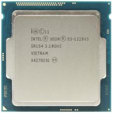 Процессор LGA 1150 Intel XEON E3-1220-V3 3,1GHz 8M/80 Вт