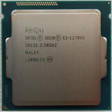 Процессор LGA 1150 Intel XEON E3-1270 v3 3.5 GHz 8M/80 Вт