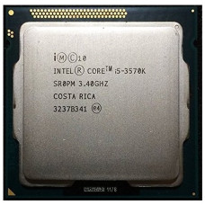 Процессор LGA 1155 Intel Core i5-3570K 3,40 GHz 6M/77 Вт