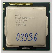Процессор LGA 1155 Intel XEON E3-1270 3.4 GHz 8M/80 Вт