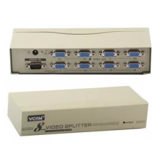 Разветвитель VGA vpro DD128 Splitter VS-98A (1 to 8 VGA Duplicator)