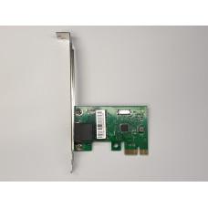 Сетевая карта PCI-E NoName 10/100/1000 Mbps (новая)
