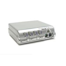 KVM переключатель Gembird CAS-241 (2 port, VGA, PS/2, 3.5 Jack)
