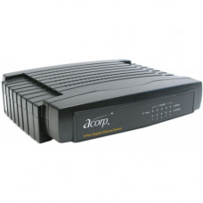 Switch 5 port Acorp SW5P-1000 10/100/1000 Mbps