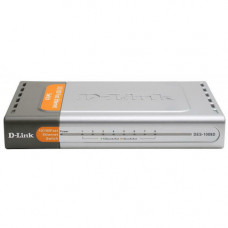 Switch 8 port D-link DES-1008D 10/100 Mbps