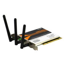 Wi-Fi адаптер PCI D-Link DWA-547 300 Mbps