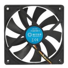 Вентилятор 120x120x15mm 5BITES F12015S-3 (3pin) новый